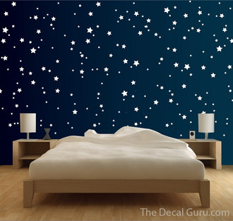 Pattern Shapes Wall Decals Decal Guru - Interior design wall stickers