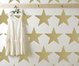 Americana Stars Wall Decal
