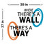 Portal Wall Decal