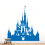 disney castle Wall Decal