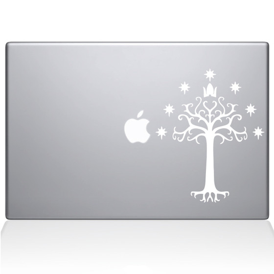 Tree of gondor Macbook decal sticker