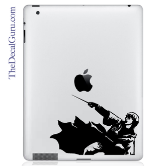 Harry Potter Patronus iPad Decal