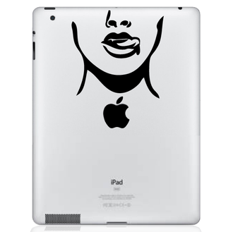 True Blood iPad Decal Sticker
