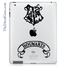 Hogwarts Crest iPad Decal