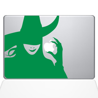 Wicked Witch Macbook Decal Sticker