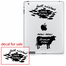 Best Wishes Little Fishes iPad Decal