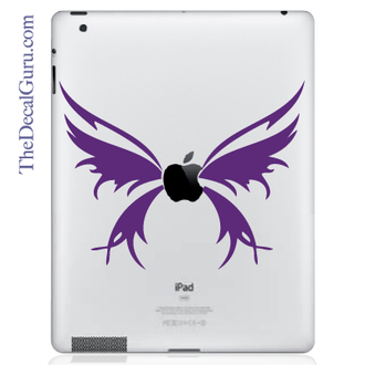 Butterfly Wings iPad Decal