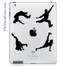 Break Dancers iPad Decal