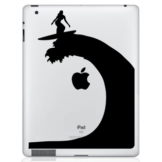 Big Wave iPad