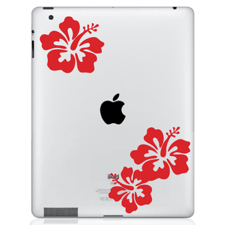 Hibiscus Flower iPad