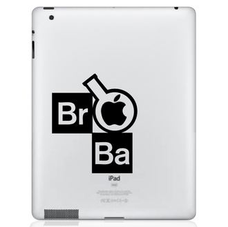Breaking Bad Flask iPad