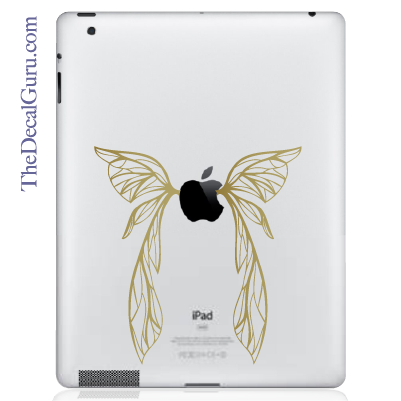 Fairy Wings iPad Decal