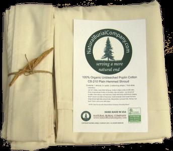 Organic Cotton Shroud