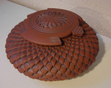 Turtle Vessel AVAILABLE NOW  4 x 7 - SMALL/ KEEPSAKE SIZE $325.00