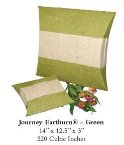 Moss-Green Large and Mini-Keepsake Size