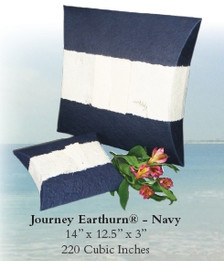 Navy Large and Mini-Keepsake Size