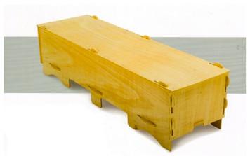 Everybody Coffin Kit
