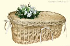 "INFANT CRIB ""MOSES BASKET""  This item sold out in US. Special Order available - Air-freight available."