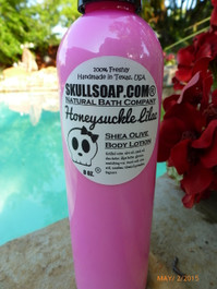Honeysuckle Lilac Lotion