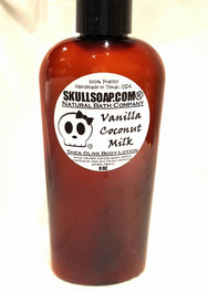 Vanilla Coconut Milk Lotion
