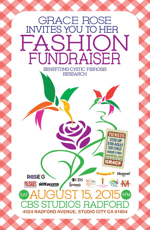 charity event grace rose geek eyewear