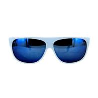 Geek Maxim with Blue Mirror Lenses