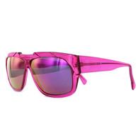 GEEK Eyewear GEEK NAPOLI Pink Sunglasses