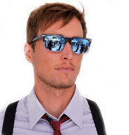 Geek 712 Blue Mirror Lens