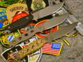 MPS-Ti Plain edge Survival Knife BACK IN STOCK!