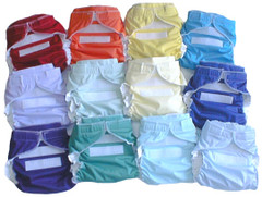 Baby Softwear All-in-One with Breathable Cover 36 Diaper Layette