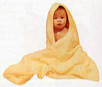 Deluxe Hooded Towel