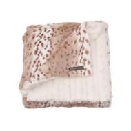 "Junior Snow Leopard Gift Set ""Blanket"""