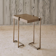 Ambella Clip Pull Up Table - Driftwood