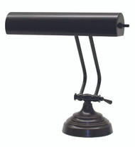 House of Troy Advent Desk/Piano Lamp - Oil Rubbed Bronze