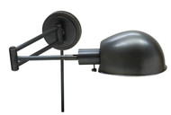 House of Troy Addison Pharmacy Wall Lamp - Oil Rubbed Bronze