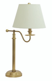 House of Troy Bennington Table Lamp - Weathered Brass