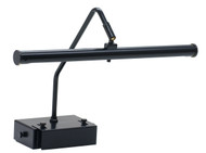 House of Troy Concert Battery Operated LED Piano Lamp - Black