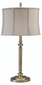 House of Troy Coach Table Lamp - Antique Brass