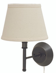 House of Troy Greensboro Pin-up Wall Lamp - Oil Rubbed Bronze