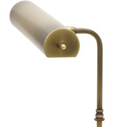 House of Troy Classic Traditional LED Lectern Lamp - Antique Brass
