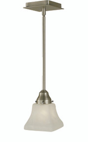 "Framburg Lighting 8 to 38"" 1-Light Matte Black Taylor Pendant"