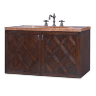 Ambella Cobre Wall Mounted Sink Chest