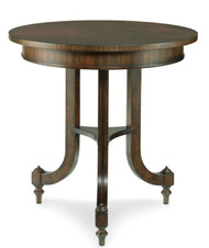 Century Furniture Chelsea Club Swan Walk Lamp Table 36H-621