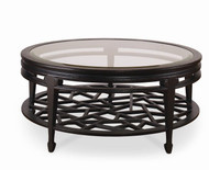 Century Furniture Grand Tour Furniture Ice Ray Cocktail Table LA7154