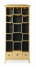 Century Furniture Chin hua Peking Open Display Cabinet 699-771