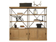 Century Furniture Monarch Laurant Bunching Bookcase MN2090