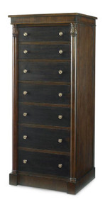 Century Furniture Chelsea Club Milman's Tall Chest 369-206