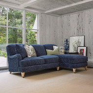 Ambella Home London Sectional - LAF Loveseat
