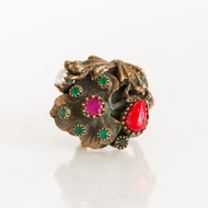 Dorian Webb The Lily Pad Ring