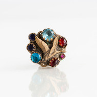 Dorian Webb Flying Bird Ring